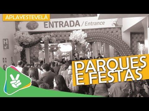 9d356a3bdc69b6 Expo Parques e Festas 2018 - YouTube