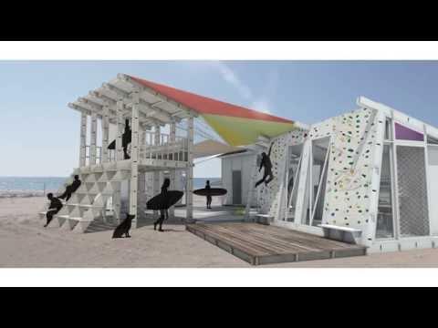 Immediate Architecture, Jisr a Zarqa | Construction phases