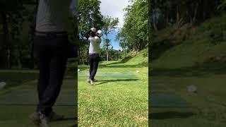 골프입문 6개월차 아이언스윙