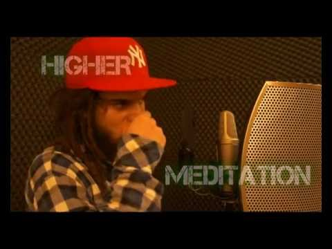 Fijah - Higher Meditation (high'n I) REGGAE FRANCE