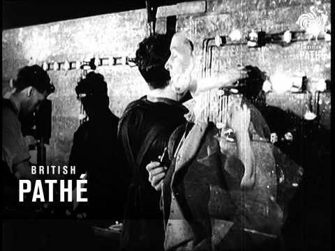 Coal Mining Employment Trailer (1947)