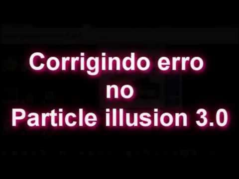 tutorial de particle illusion cracked