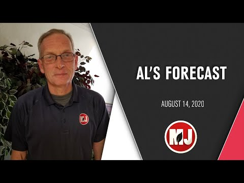 Al's Forecast | August 14, 2020