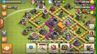 Clash of clans #1 cerchiamo un clan!