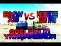Gambar cover BMW X5 VS MERSEDES G65 AMG SAĞLAMLIQ TESTİNDƏ!!MADOUT2 BCO