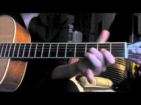 Blind Melon Mouthful of Cavities Acoustic Tutorial