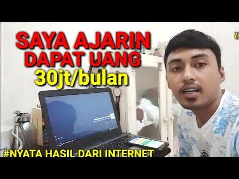 1jt Perhari, 30jt Perbulan Langsung Cair - Bisnis Trading Di Indodax Dan Binance