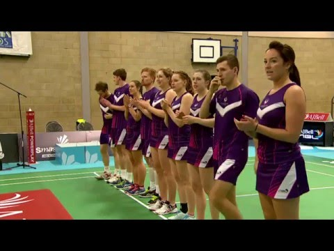 AJ Bell National Badminton League LIVE: MK Badminton v Loughborough Sport
