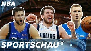 NBA: So stark sind die Dallas Mavericks nächste Saison I Sportschau
