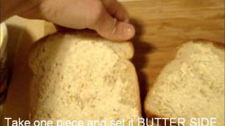 Grilled Peanut Butter Sandwich Thumbnail