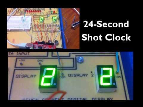 24 second Shot clock - Edgar and Jiggy