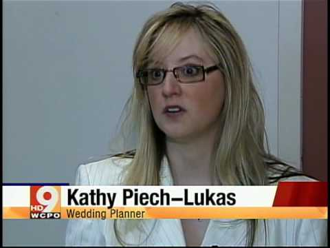 WCPO-TV Channel 9 Cincinnati Interview With Wedding Planner Kathy Piech-Lukas Of Your Dream Day