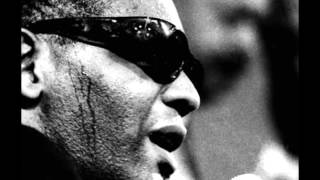 RAY CHARLES -- COME RAIN OR COME SHINE --  (WITH LYRICS)