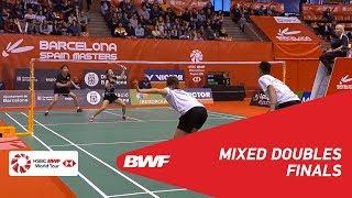 F | XD | WANG/CHENG (TPE) vs SEO/CHAE (KOR) [3] | BWF 2019