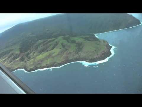 Cessna 208 OGG MKK Mokulele Airlines Maui Molokai
