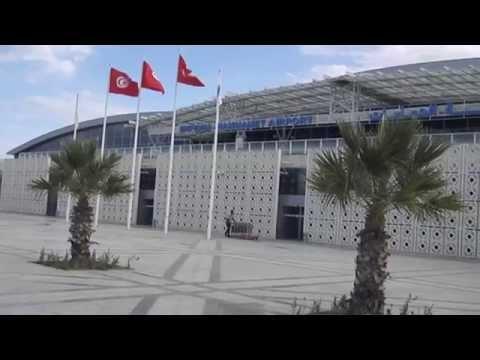 Tunesien - Airport Enfidha Hammamet International