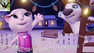 purnimare akakhore junti khuwni assamese song 2020 cartoon video