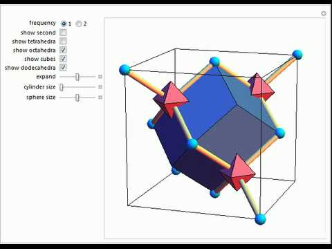 An Expanding Structure Based on the Diamond Lattice