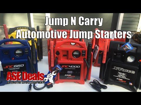 Jump N Carry Automotive Battery Jump Starters