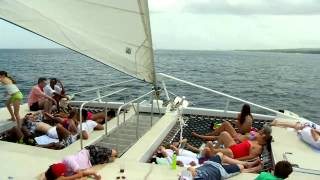 Tiami Catamaran Cruises Video - Barbados