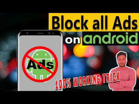 Block Ads on Android Smartphones in 2020 |  100% Working Trick | No Root Required.