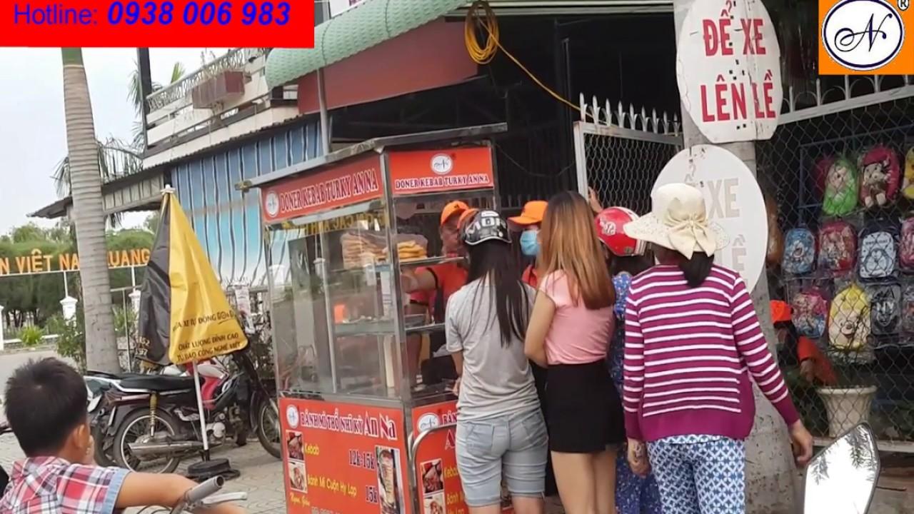 Nhận Dạy Làm Ướp Thịt Kebab Miễn Phí|Mô Hình Nhượng Quyền Kinh Doanh Phí 0Đ|Bánh Mì Thổ Nhĩ Kỳ An Na