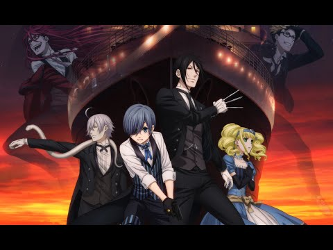 Black Butler: Book Of The Atlantic [AMV] Hushh