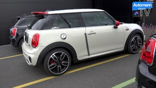 The Automann MINI JCW - First LOOK (60 fps)