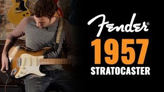 1957 Fender Stratocaster Two Tone - Richard Gere Guitar Collection | CME Gear Demo