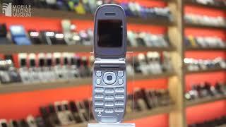 Sony Ericsson Z300 Silver - review