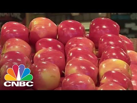 Amazon Looks To New Food Technology For Home Delivery | CNBC