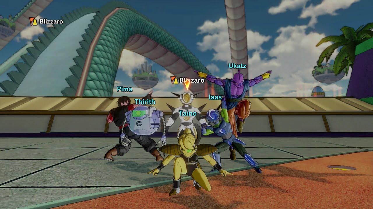Dragon Ball Xenoverse Endless Battle Gameplay Xbox One Youtube