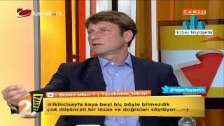 Kaya Çilingiroğlu TV 8 'deki Telegol'ün bitmesiyle ilgili Acun Ilıcalı hakkında neler söyledi?