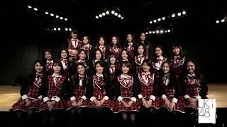 Selamat Idul Fitri 1438 H dari Team KIII JKT48