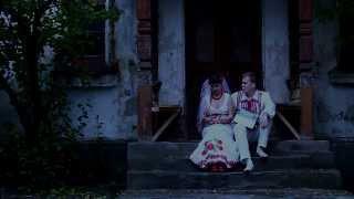 Яскраве українське весілля 12.10.13