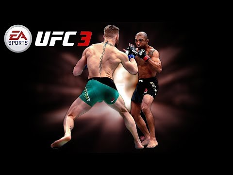 Facing The Best PRESSURE Player In EA UFC 3