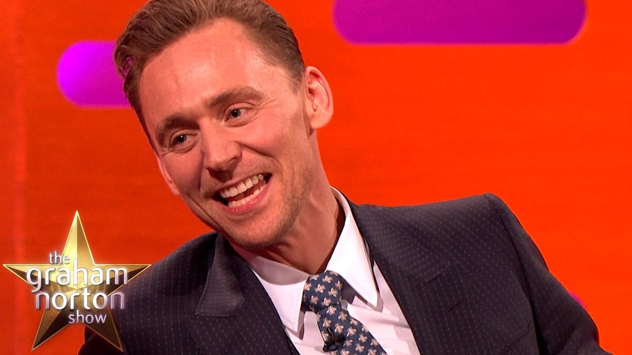 Tom Hiddleston Was In A School Play With Eddie Redmayne