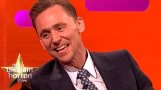 Tom Hiddleston Was in a School Play With Eddie Redmayne - The Graham Norton Show |