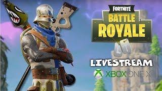 Procrastination Stream! - Fortnite Battle Royale Gameplay - Xbox One X