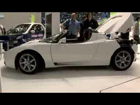 Tesla Roadster (BMS) Battery Management System