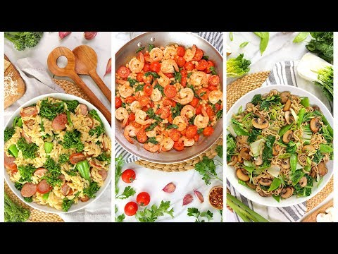 15-minute-one-pot-dinner-recipes-|-easy-healthy-weeknight-dinners