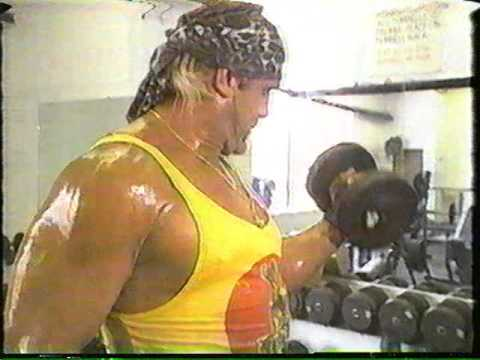 "Hulk Hogan on ""Lifestyles of the Rich and Famous"" (1989)"