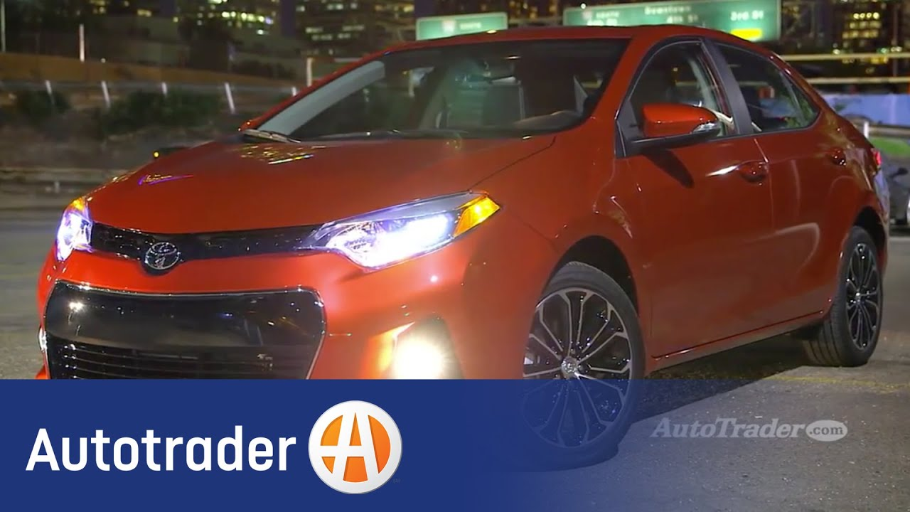 2015 Toyota Corolla   5 Reasons to Buy   Autotrader - YouTube
