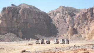 Egitto - Gilf Kebir