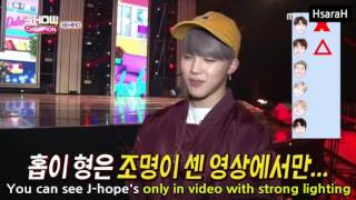 Video [ENG SUB] Change in Jimin's Abs (original video from 이슬) download MP3, 3GP, MP4, WEBM, AVI, FLV April 2018