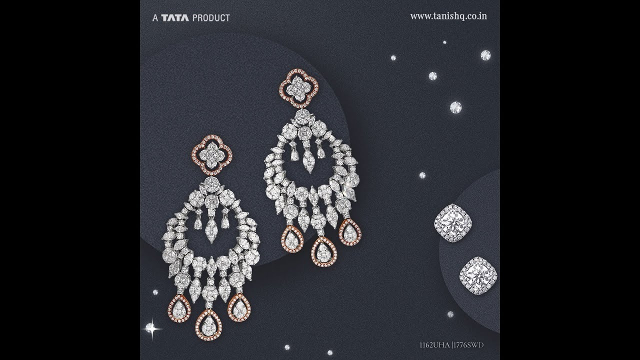 Tanishq Diamond Jewellery At Great Prices Youtube