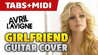 Avril lavigne – girlfriendfingerstyle acoustic guitar cover. download tabs and midi for free.https://goo.gl/vspdda ☜ do not pass by! this guy makes cool pian...