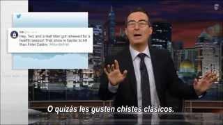 John Oliver - La CIA en Twitter (Subtitulado)