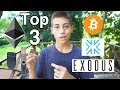 Top Cryptocurrency Wallets For Beginners & Exodus Wallet Setup