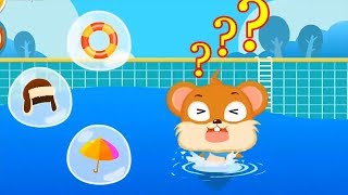 Baby Learns Pairs, Play With Little Animals  - Fun Educational Baby game